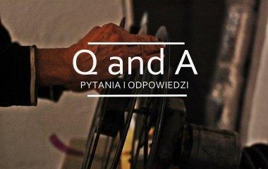 """""""Q and A"""" - """"Pytania i odpowiedzi"""" w Starym Kinie!"""