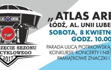Rozpoczęcie sezonu motocyklowego w Łodzi!