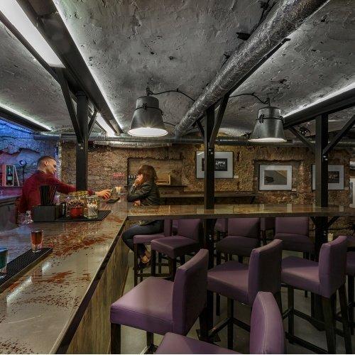 Stopklatka Cocktail Bar