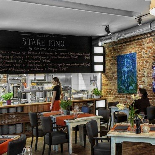 Restauracja Stare Kino by Antoine Lopez