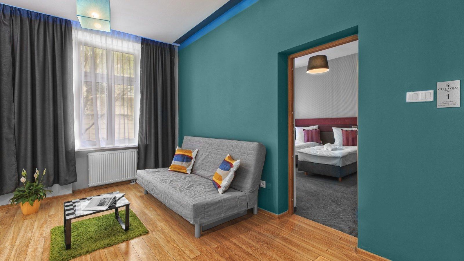 Apartamenty hotelowe Łódź