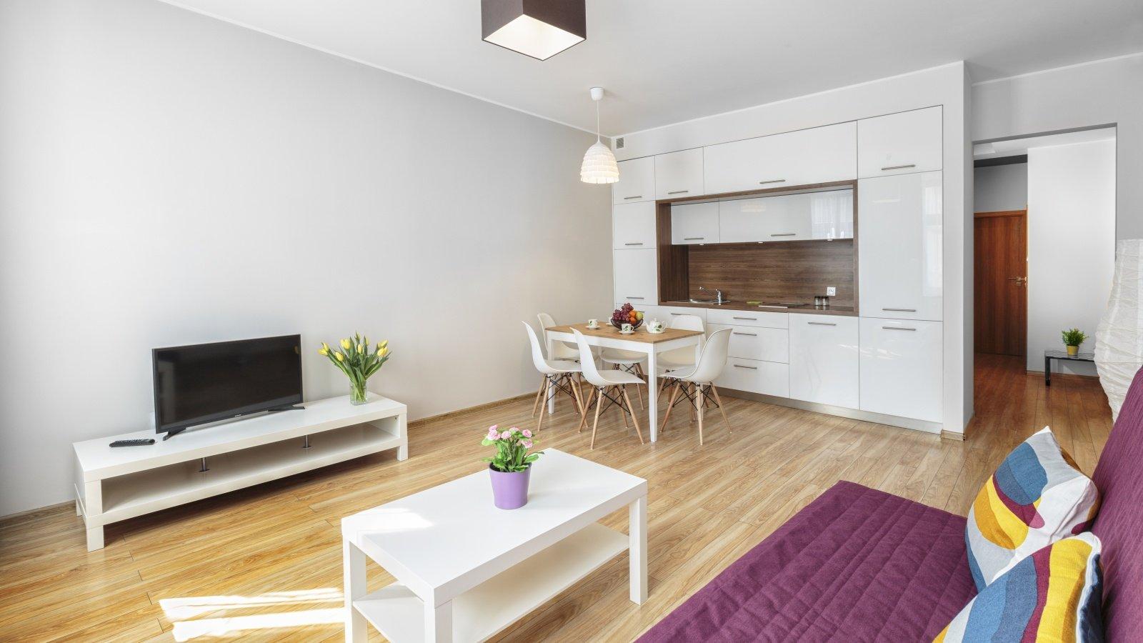 Apartamenty, hotel Łódź