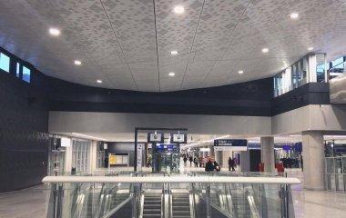Dworzec Łódź Fabryczna otwarty!