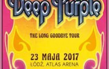 Deep Purple: 'The Long Goodbye Tour' 23.05.2017