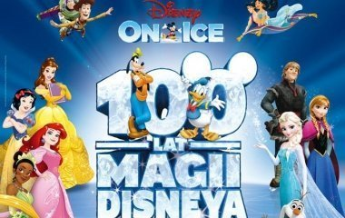 Disney On Ice w Atlas Arenie!