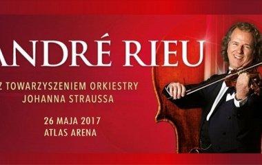 Andre Rieu zagra ponownie w Łodzi!