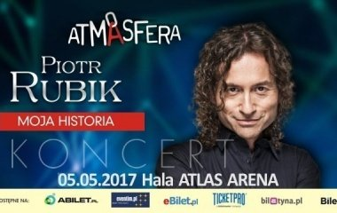Atmasfera z Piotrem Rubkiem w łódzkiej Atlas Arenie!