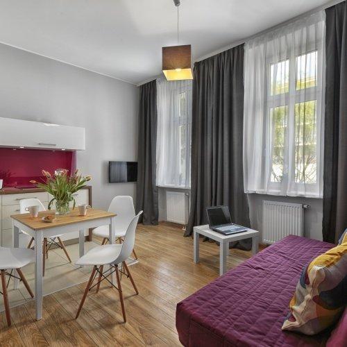 apartament Łódź City Residence Aurora