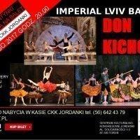 Widowsko baletowe - Don Kichot - 14 lutego 2017 r.