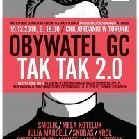 Obywatel GC TAK TAK 2.0 - 15 grudnia 2016 r.
