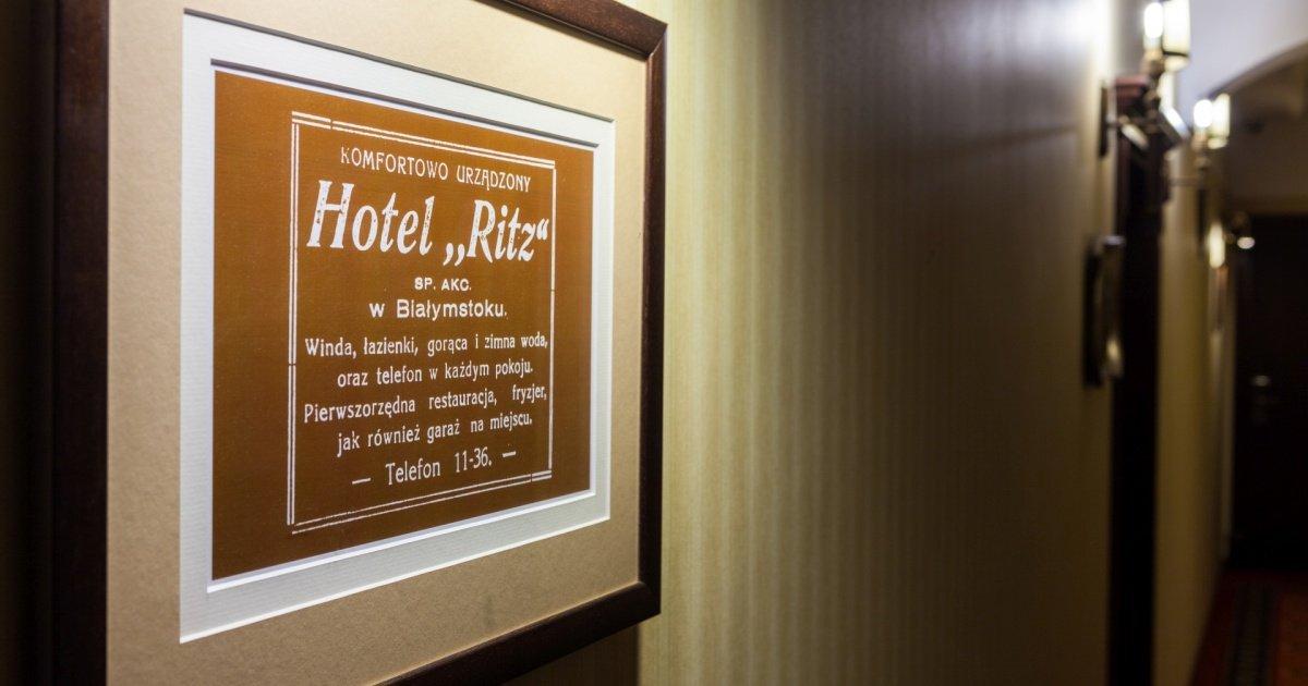 Hotel Ritz Hotel Branicki