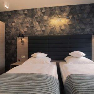 Sypialnia w Apartamencie nr 3