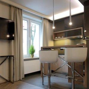Aneks kuchenny w Apartamencie nr 3