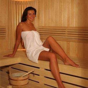 Hotelowe Centrum Urody - sauna