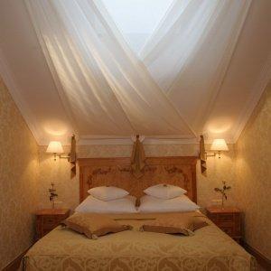 Sypialnia w Apartamencie Hetmańskim