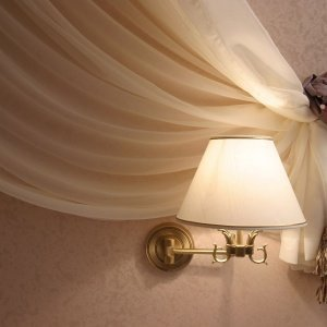 Lampa w Apartamencie Różanym