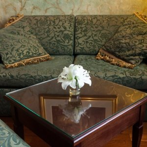 Pokój Superior Color Oliwkowy