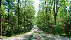 Park Zdrojowy Polanica Zdrój