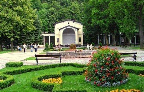 Park Zdrojowy Duszniki-Zdrój