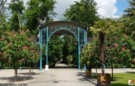Park Zdrojowy Kudowa-Zdrój
