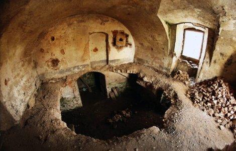 Ruiny Zamku Kapitanowo