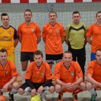 Trzecie miejsce Drużyny Hotelu Przedwiośnie - Masłowska Liga Futsalu