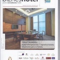 Nominacja Business Hotel Awards