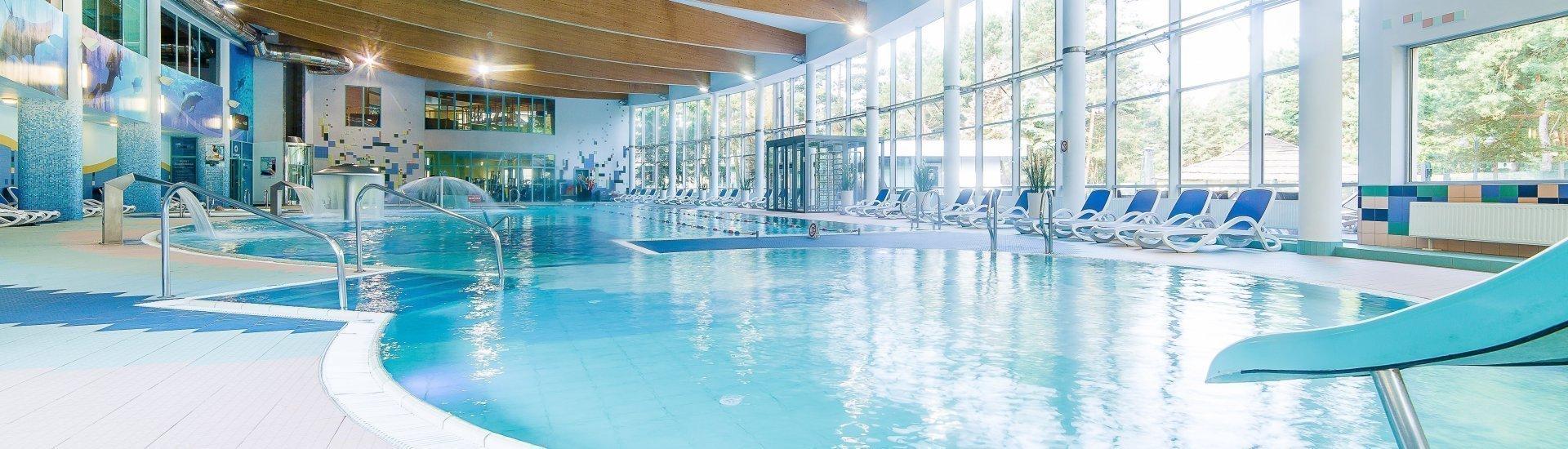 Jak duży jest basen w hotelu?