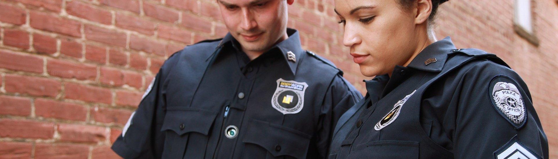 Spotkanie z policjantem dla dzieci