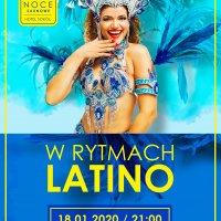 W RYTMACH LATINO - NOC SAUNOWA