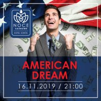 AMERICAN DREAM NOC SAUNOWA