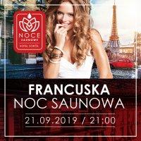 FRANCUSKA NOC SAUNOWA