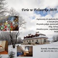 Ferie w Folwarku Hutta 2019