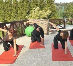 Balls & tubbings - gymnastics