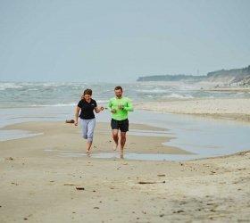Slow jogging
