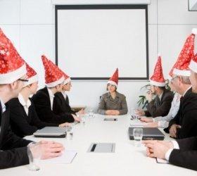 Świąteczne spotkanie firmowe