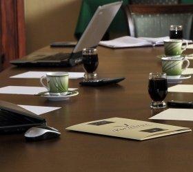 Biznesowe spotkania w Kormoranie