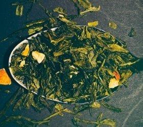 Droga zielonej herbaty