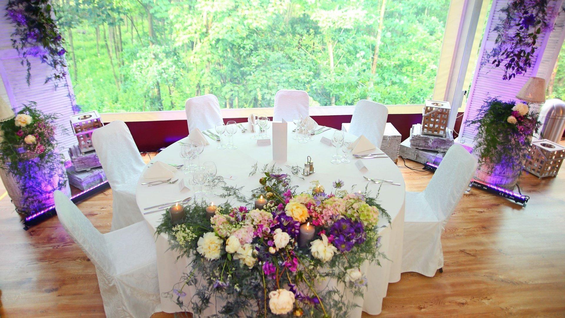 Wesele Na Kaszubach Hala Eventowa Sala Bankietowa Romantyczny