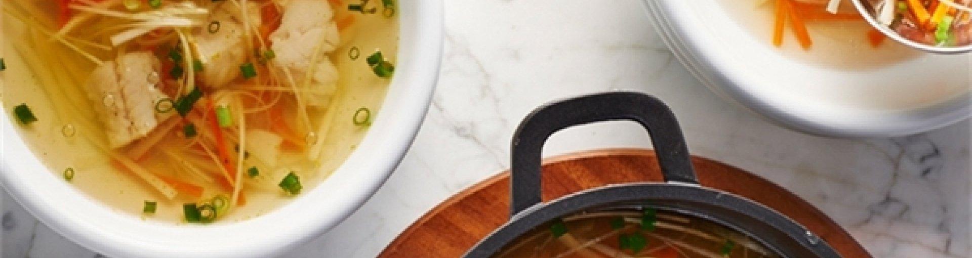 Smaki regionu – kaszubskie zupy