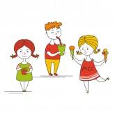 Dzień Dziecka wRestauracji George Sand