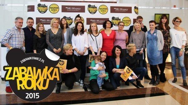 """MCC Mazurkas – der strategische Partner des Finales des Wettbewerbs """"Spielzeug des Jahres 2015"""""""