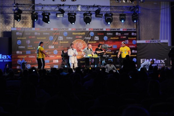 Nemiroff World Cup 2011 im MCC Mazurkas