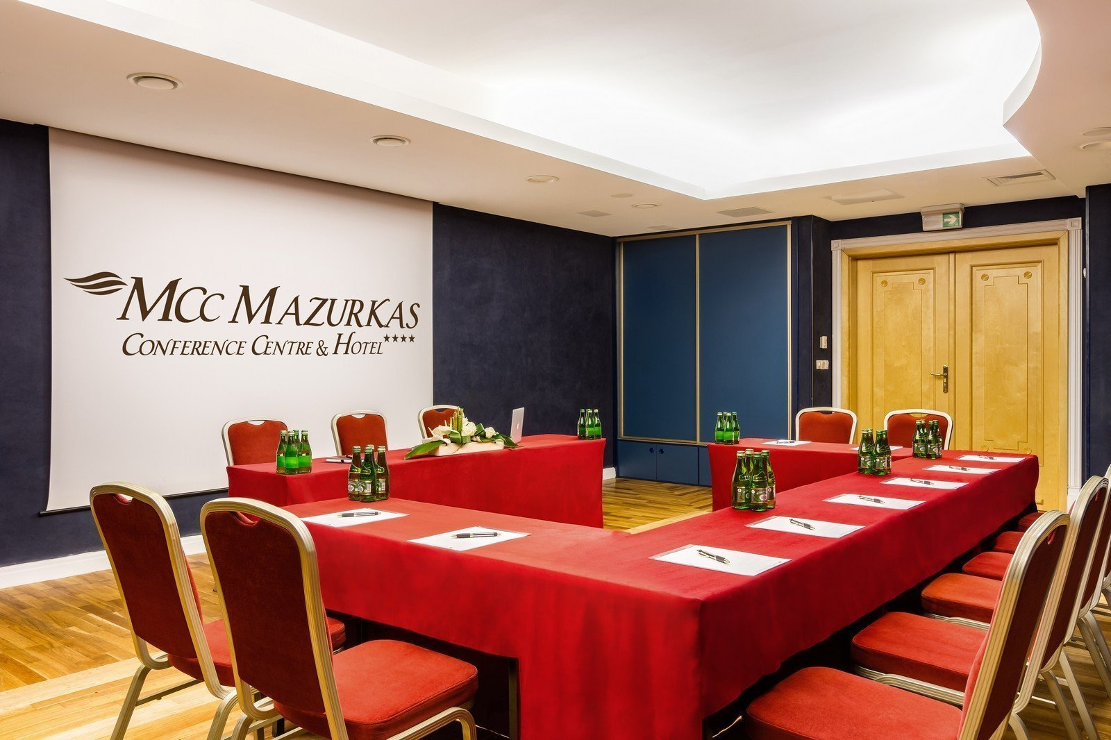Conference halls | MCC Mazurkas | Sala konferencyjna Warszawa