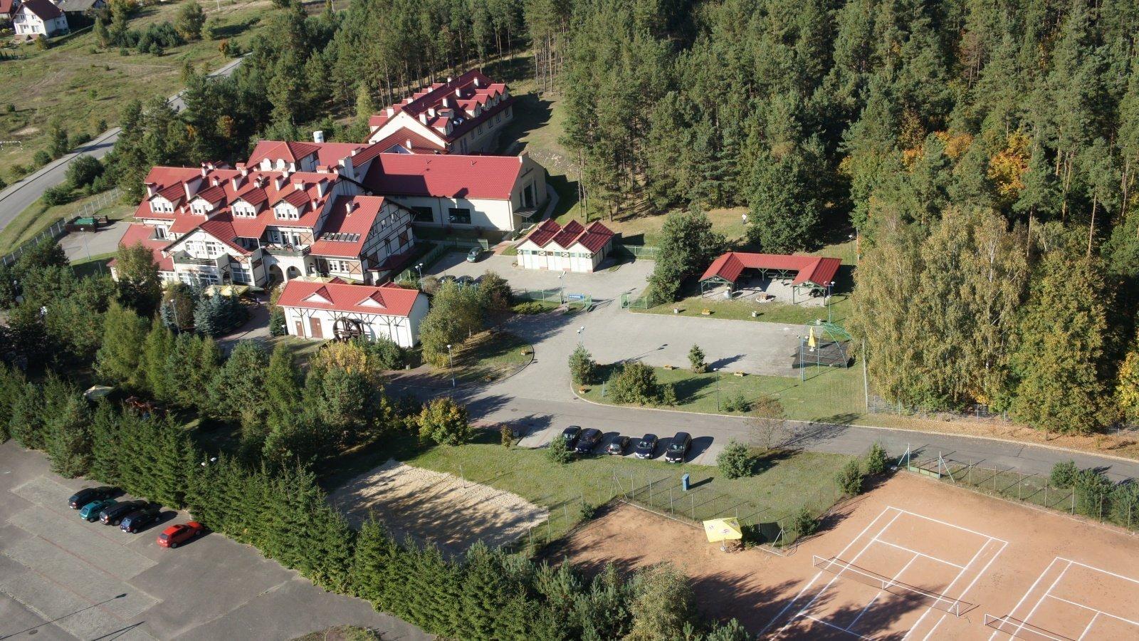 Hotel Miłomłyn