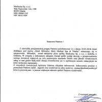 Spółka Mediculus Sp. z o.o. właścicielem Hotelu Miłomłyn Zdrój