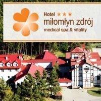 Witamy na nowej stronie Hotelu *** Miłomłyn Zdrój Medical Spa & Vitality