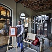 Restauracja Destylarnia w przewodniku Gault Et Millau 2016