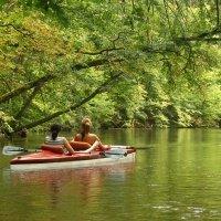 Kayaking trips