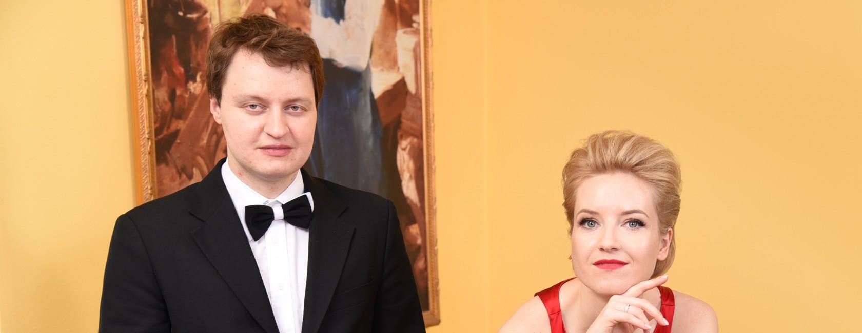 Spotkanie muzyczne Eleonora Wojnar & Bartosz Ludkiewicz